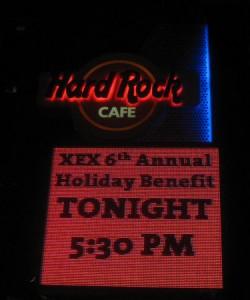 XEX Hair Salon Benefit Party
