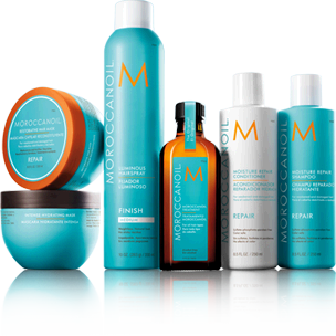 MoroccanOil at XEX