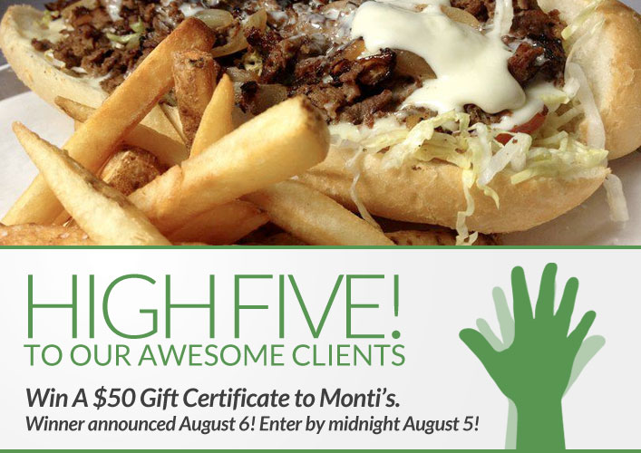 Montis Chicago Giveaway
