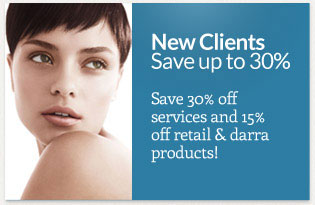 New Salon Client Offer