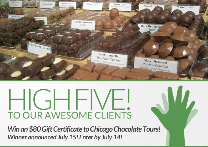 Chocolate Chocolate Tours giveaway
