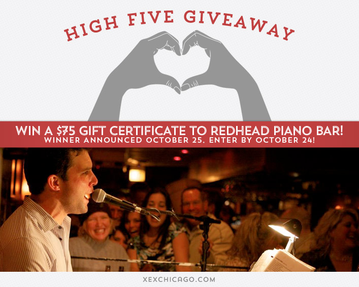 Redhead Piano Bar