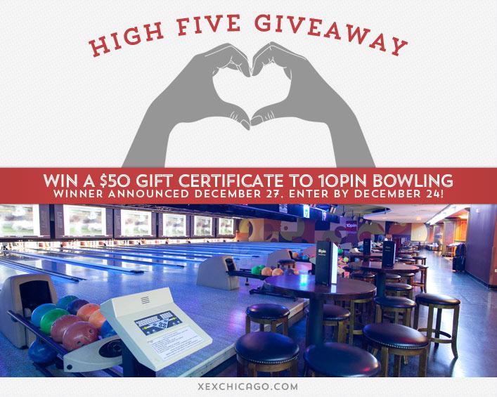 10Pin Chicago Contest