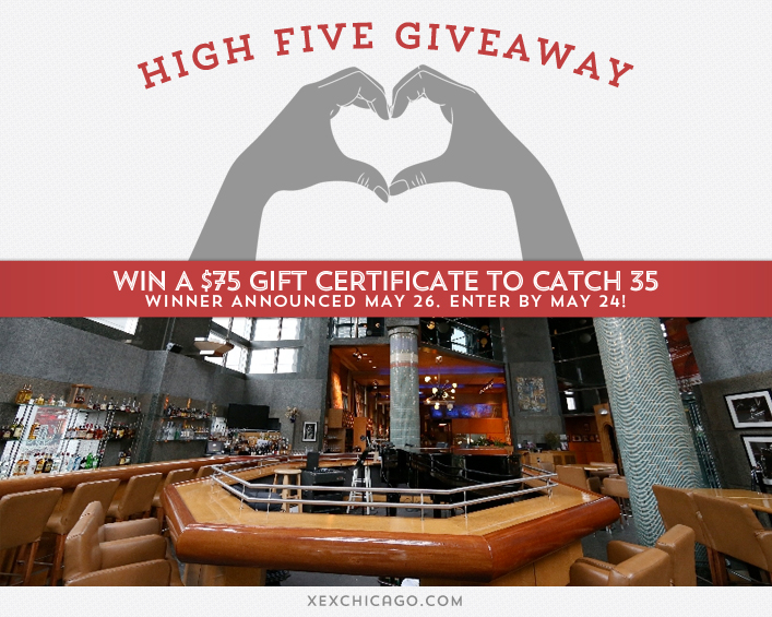 Catch 35 Giveaway