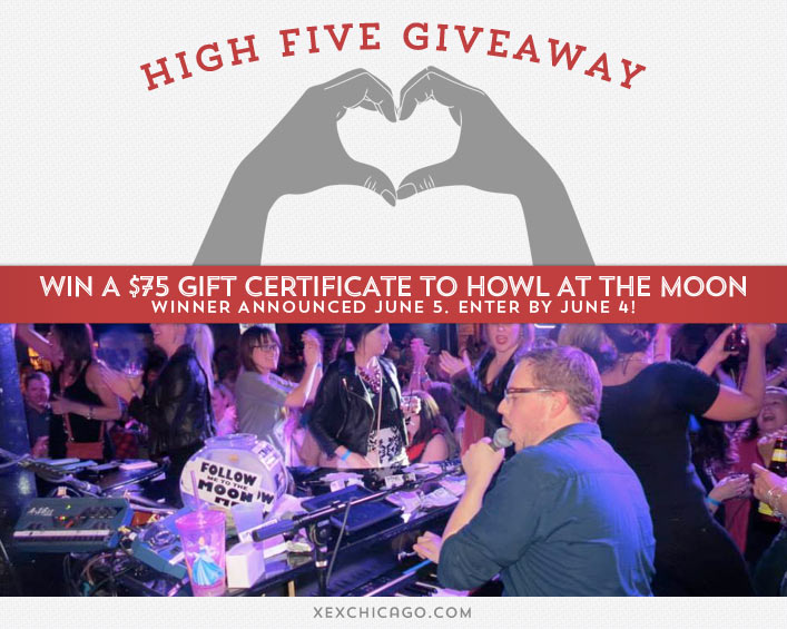 Howl at the Moon Giveaway