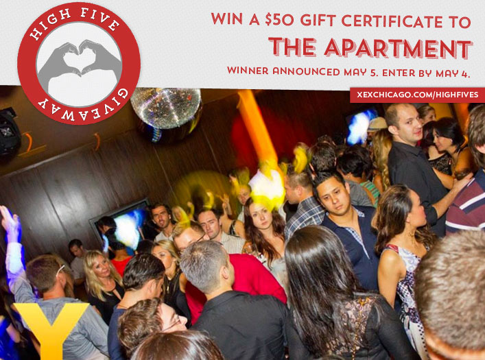 The Apartment Giveaway