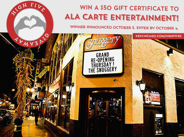 Ala Carte Entertainment Giveaway