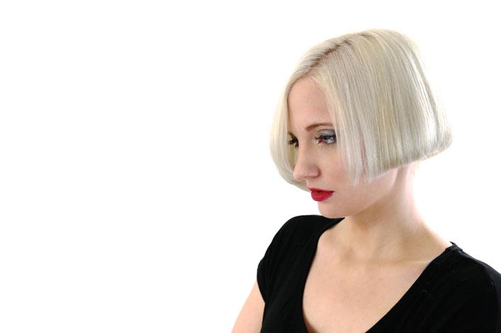 Drastic Hair Change 1