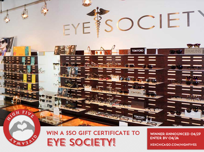 Eye Society Website