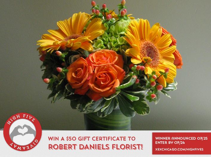 Robert Daniels Florist Website