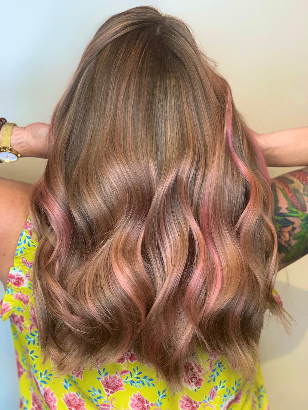 pink-undertones-hair-color