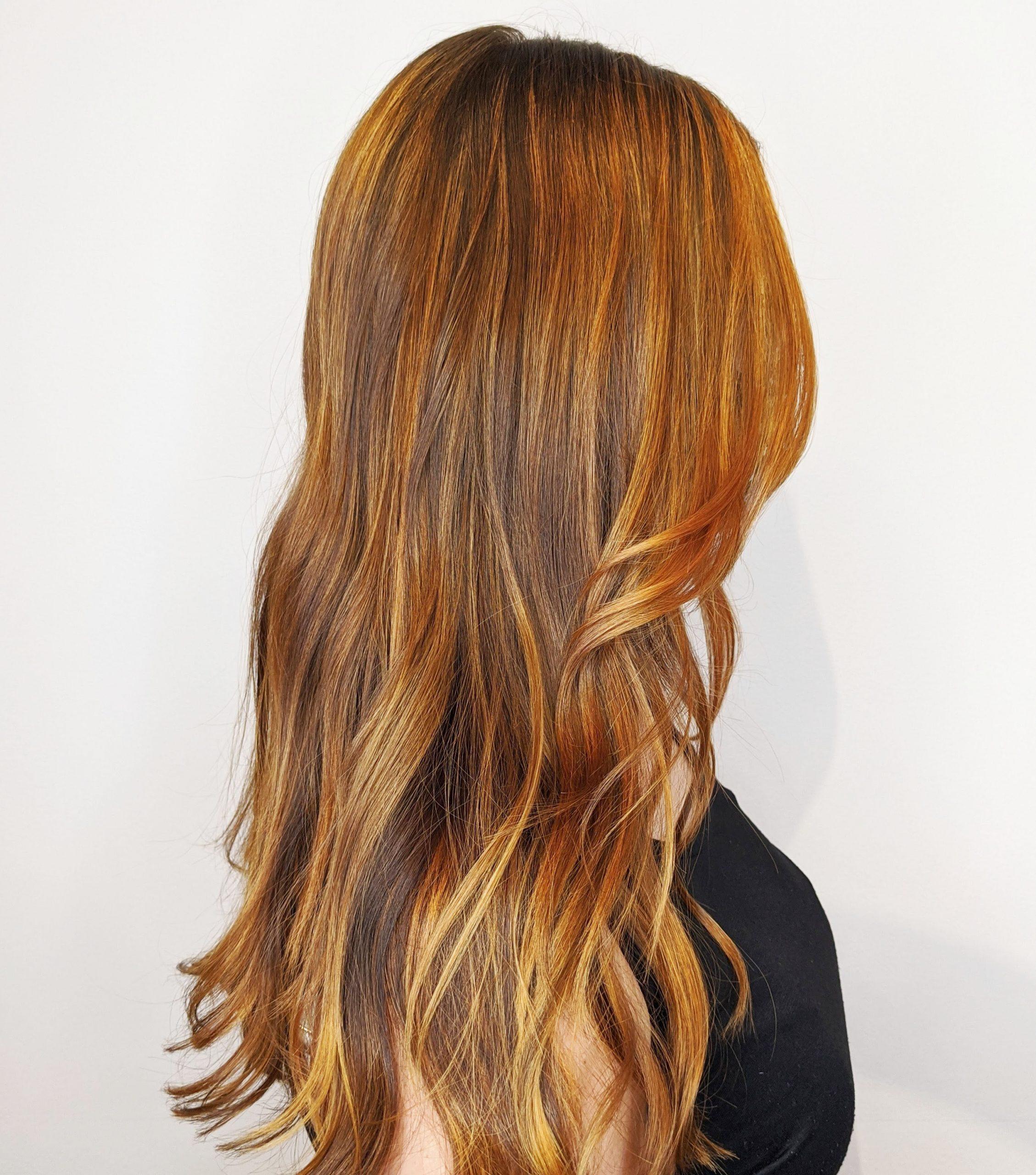 red-hair-balayage-chicago