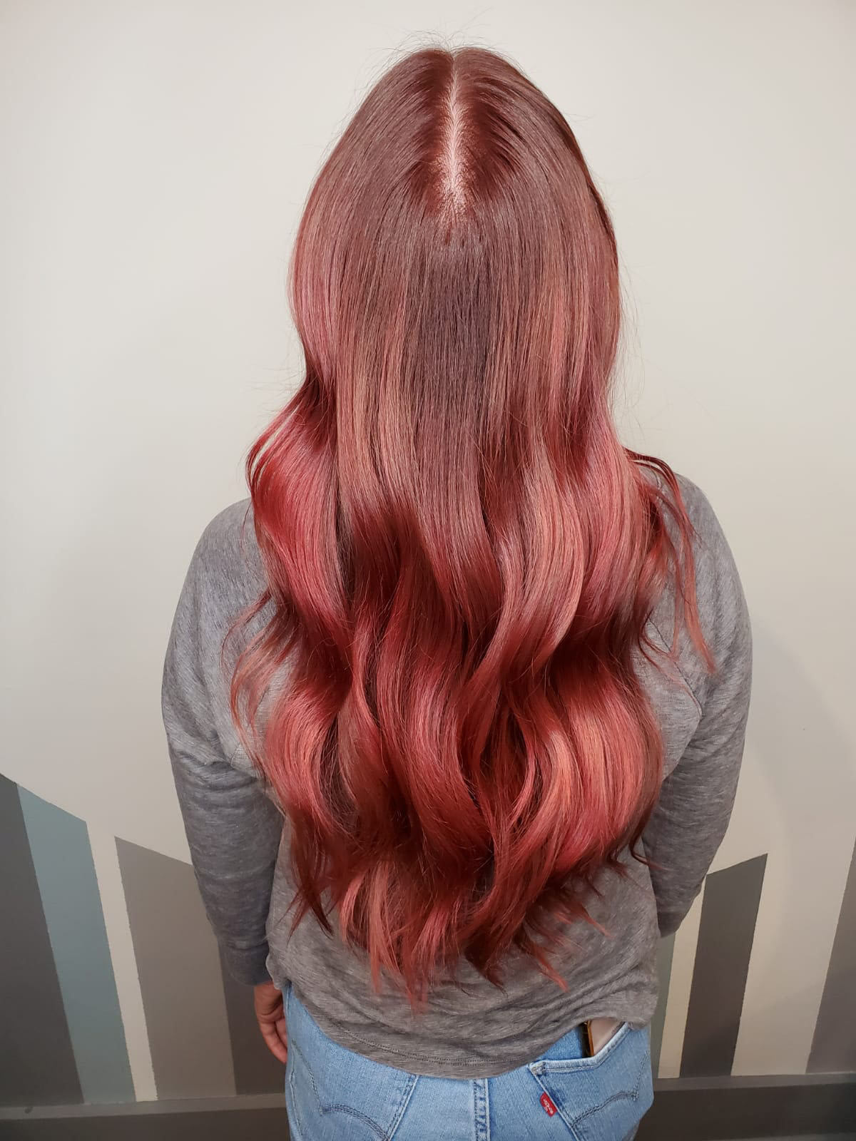 red-hair-color-highlights-chicago